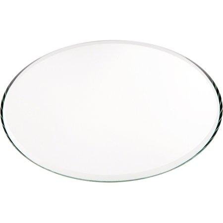 Beveled Glass Mirror, Round 3mm - 5