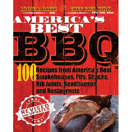 America's Best BBQ (revised edition) - eBook