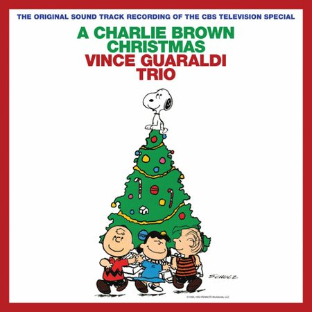 A Charlie Brown Christmas [2012 Remastered] [Expanded Edition] (Remaster) (CD)](Charlie Brown Halloween Soundtrack)