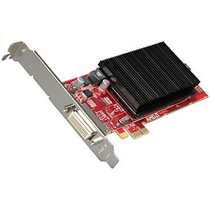 ATI 2270 ATI FirePro?aó 2270, 512MB DDR3, PCIe x1, DMS-59 to VGA + DVI + 2x DP by ATI