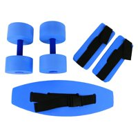 CanDo Deluxe Water Therapy Aquatic Exercise Kit