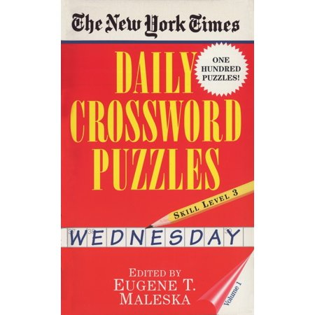 Wednesday Addams Quotes Halloween (New York Times Daily Crossword Puzzles (Wednesday), Volume)