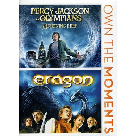 Percy Jackson and The Olympians/Eragon
