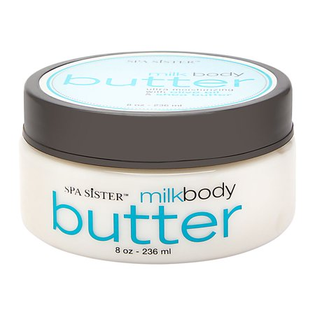 Spa Sister Milk Therapy Body Butter 236ml/8oz