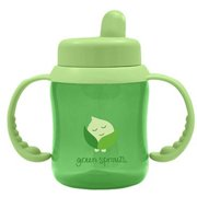Green Sprouts Flip Top Hard Spout Sippy Cup