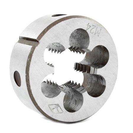 HSS M24 x 3 Metric Round Threading Die Thread Cutting Tool