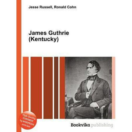 James Guthrie (Kentucky) - image 1 of 1