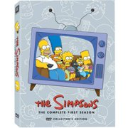 The Simpsons: The Complete First Season by NEWS CORPORATION