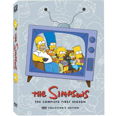 The Simpsons  The Complete First Season