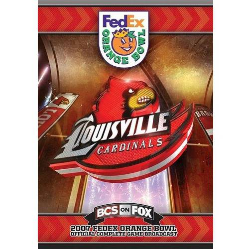 2007 Fedex Orange Bowl Game: Official Complete Game Broadcast