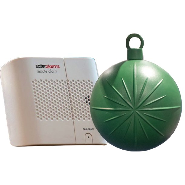 Safer Alarms SCTA-001 Safer Christmas Tree Alarm