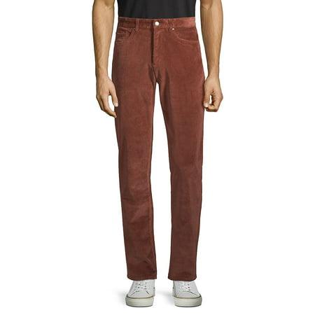 Corduroy 5-Pocket Pants Velvet 5 Pocket Pants