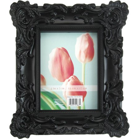 Mainstays 5x7 Chunky Baroque Picture Frame - Walmart.com