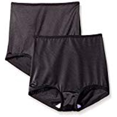 Hanes Women's Smoothing Brief 2-Pack