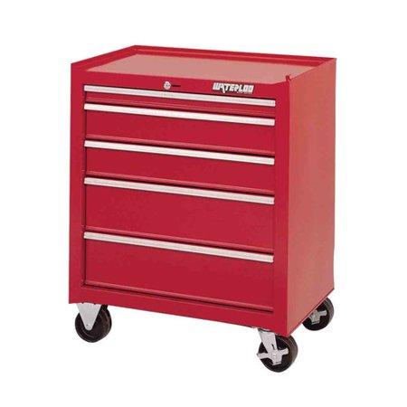 wfx utility devonte 26 39 39 w 5 drawer tool chest. Black Bedroom Furniture Sets. Home Design Ideas
