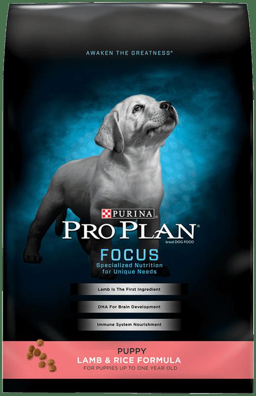 Purina Pro Plan FOCUS Lamb & Rice Formula Dry Puppy Food 34 lb. Bag by Nestlé Purina PetCare Company