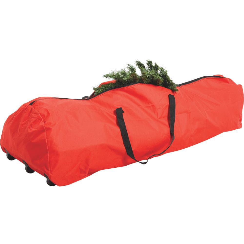 DYNO SEASONAL SOLUTIONS Artificial Christmas Tree Storage Bag, Holds 7.5-Ft. Tree, Wheeled 77000-1