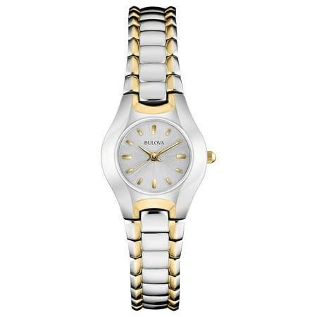 Bulova Women's Two Tone Classic Watch
