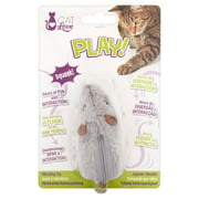 Cat Love Play! Mouse Vibrating Toy