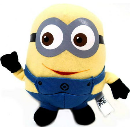 Despicable Me 2 Minion Dave Plush Figure](Minion Dave)