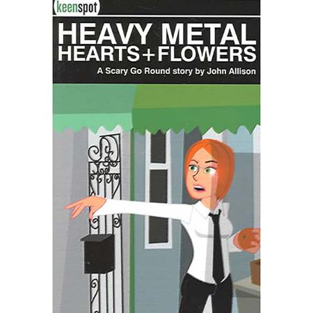Heavy Metal Hearts and Flowers : A Scary Go Round Story - Funny And Scary Halloween Stories