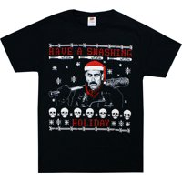 The Walking Dead Negan Smashing Holiday Men's Shirt
