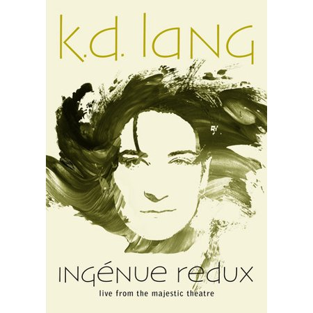 k.d. lang: Live from San Antonio (Blu-ray)