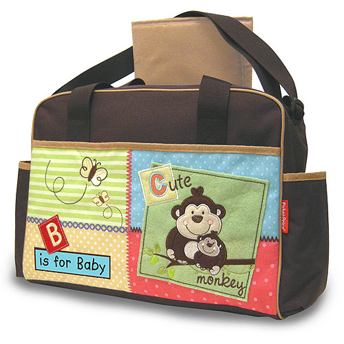 Fisher-Price - Luv U Zoo Diaper Bag