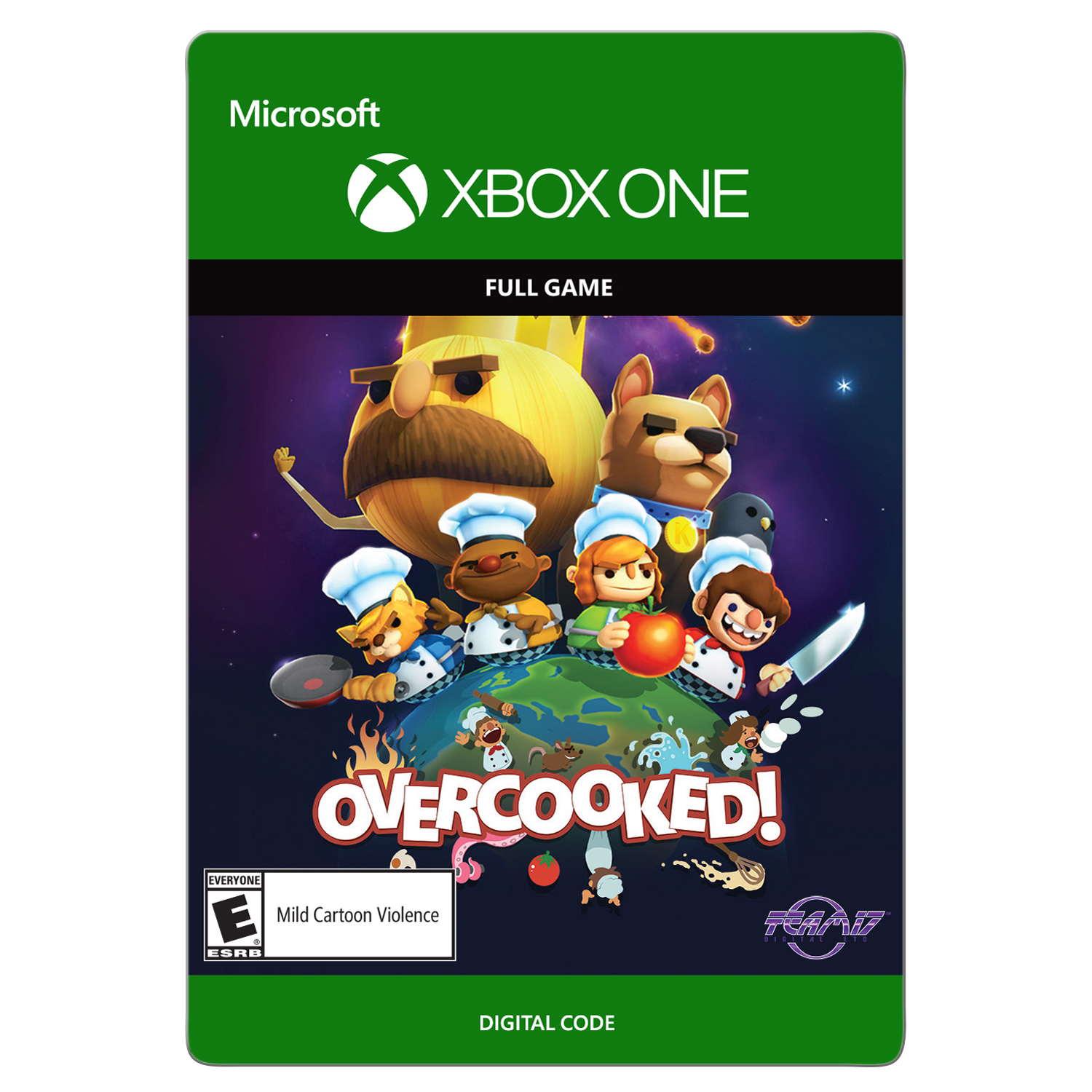 Xbox One Overcooked! (Email Delivery)