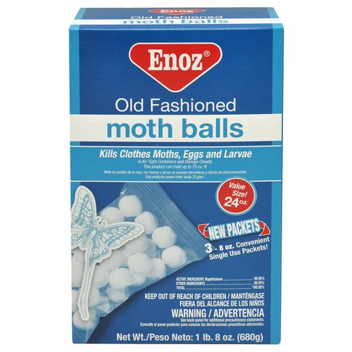 Enoz Old Fashioned Moth Balls