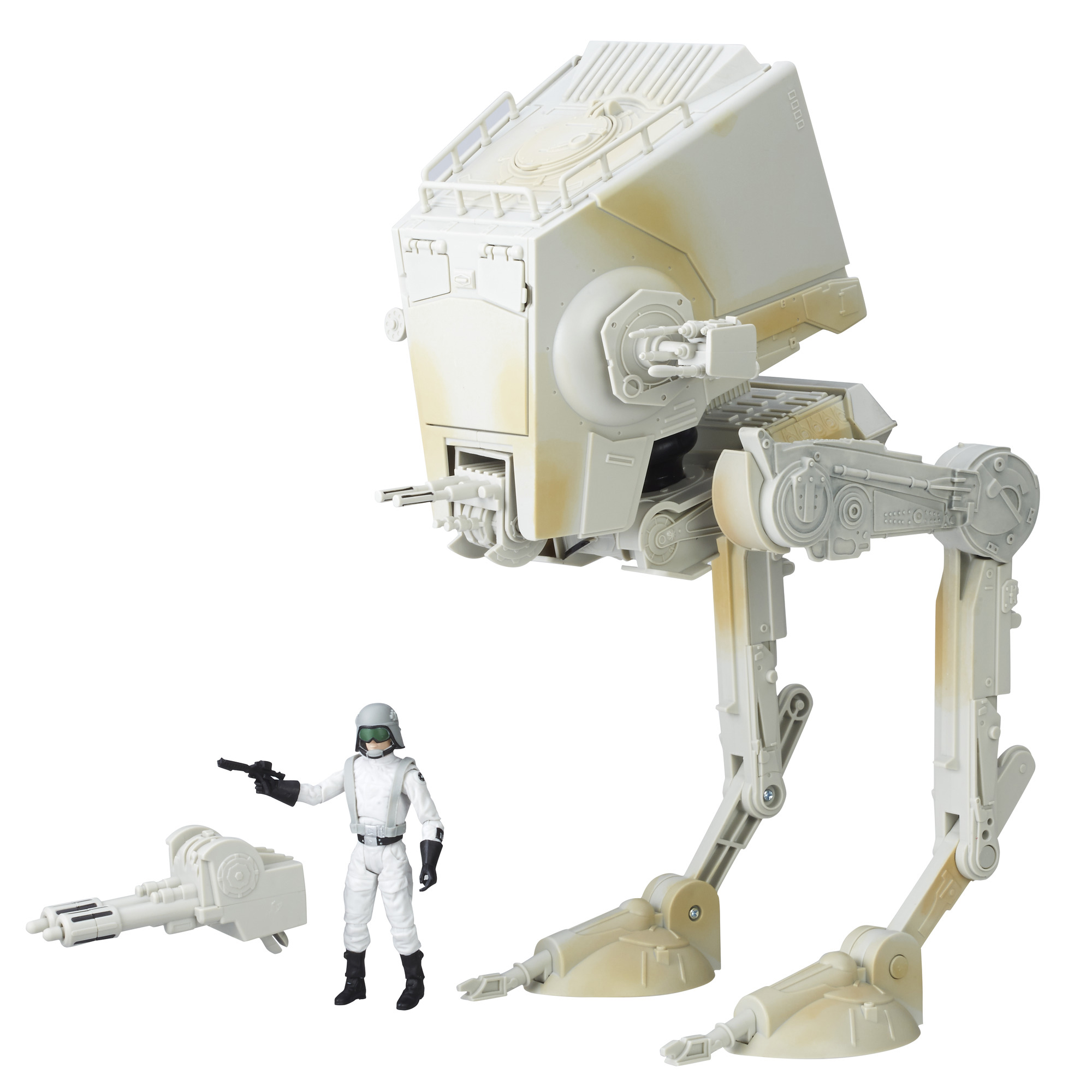 Star Wars The Black Series Imperial AT-AT Driver Figure by Hasbro