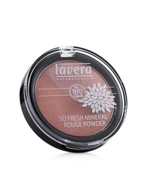 Lavera So Fresh Mineral Rouge Powder - # 07 Columbine Pink  4g/0.14oz