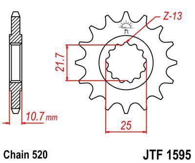Front /& Rear Sprocket Kit YAMAHA FZ-6R RZB,RZCB,RZCL,RZCR,RZCW,RZL,RZR,RZW-USA 1