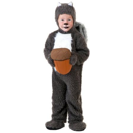 Baby Squirrel Costume (Toddler Squirrel Costume)