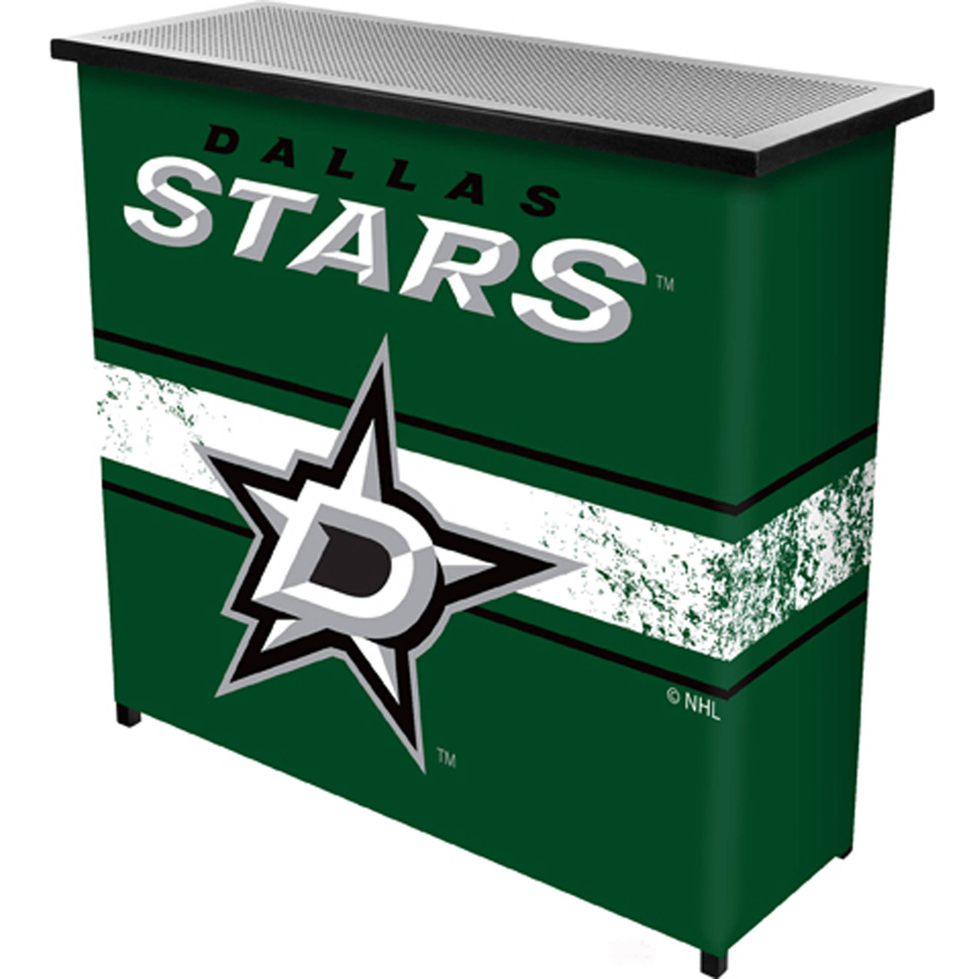 NHL Portable Bar with Carrying Case, Dallas Stars