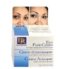 Daggett & Ramsdell Eye Fade Cream for Dark Areas Around the Eyes Dermx - 8 oz