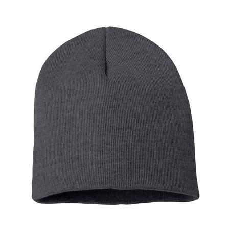 Online Sports Map (Sportsman Headwear - Winter 8 Inch Knit Beanie )