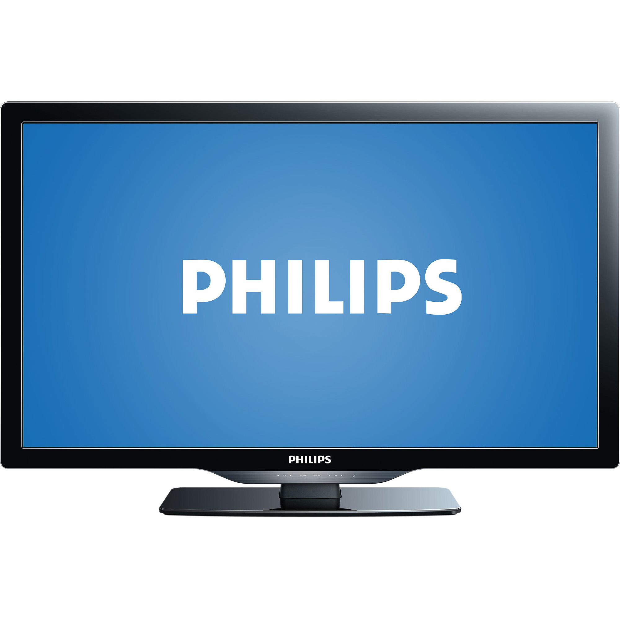 "Philips 22"" Class LED 720p 60Hz HDTV(2.11"" ultra-slim), 22PFL4507/F7"