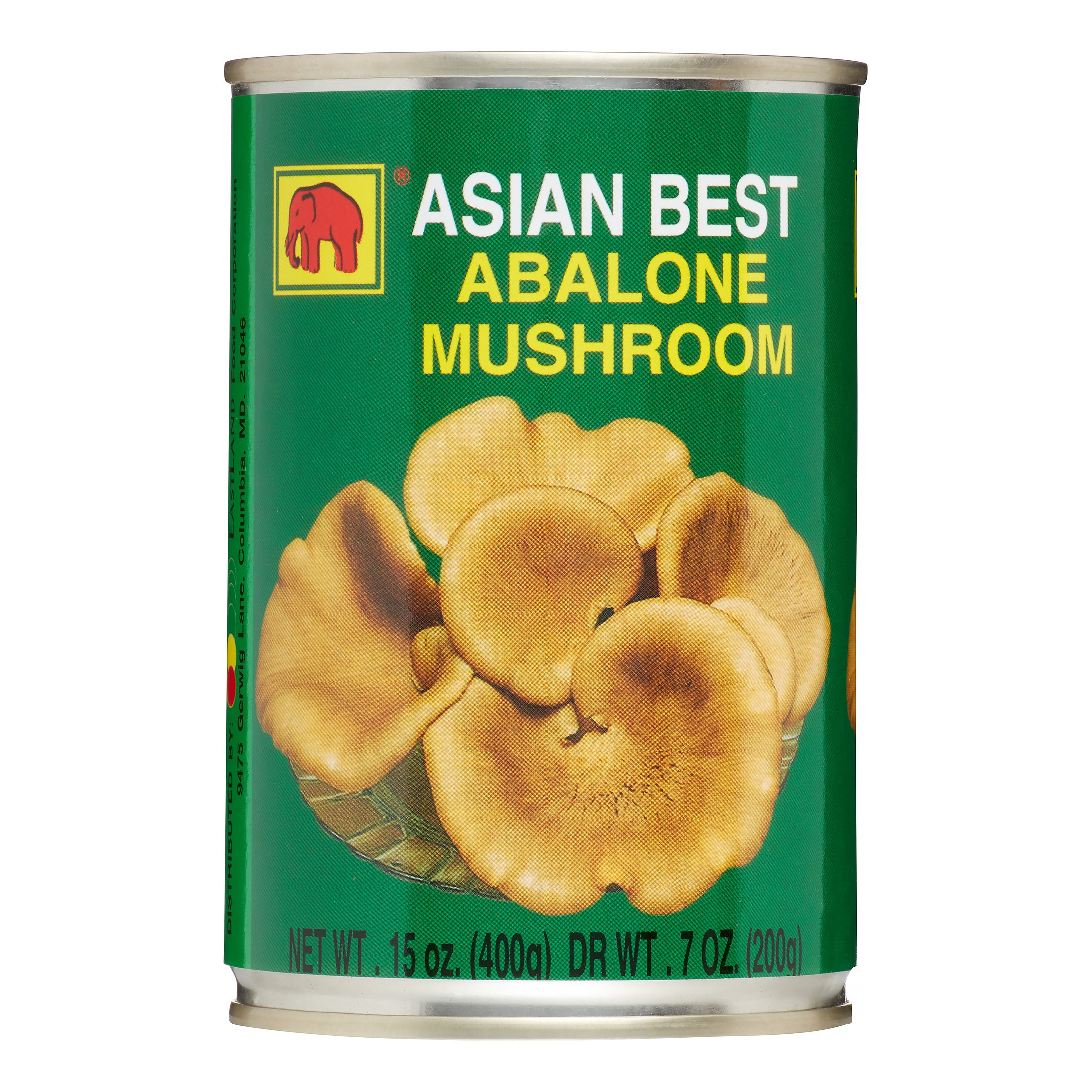 Asian Best Abalone Mushroom, 15 Oz by Asian Best