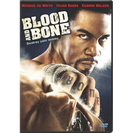 Blood and Bone (DVD) - Bone Chillers Dvd