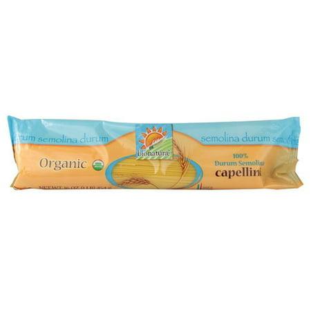 Bionaturae Organic Pasta - Bionaturae Organic Capellini Pasta 16 oz