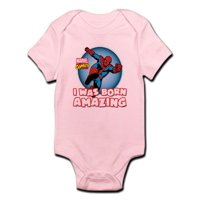 CafePress - Amazing Spider Man Body Suit - Baby Light Bodysuit