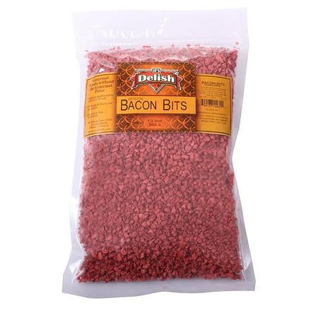 - Imitation Bacon Bits by Its Delish, 5 lbs bulk