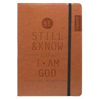 Journal - Lux-Leather - Brown (Hardcover)