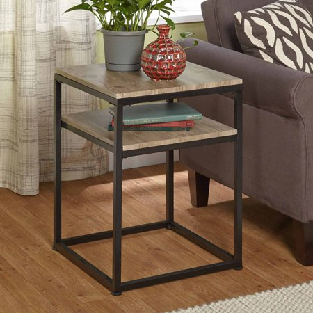 Vie Occasional End Table, 60003NAT ()