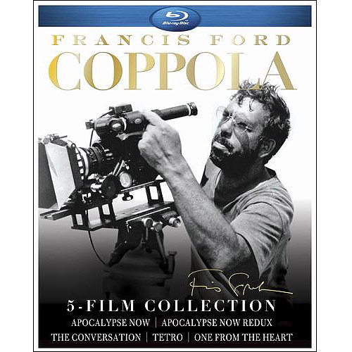 Francis Ford Coppola: Five Film Collection (Blu-ray) (Widescreen)