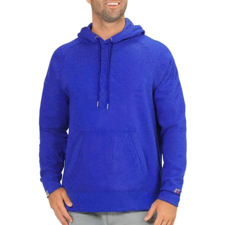636a8e785c0 Russell - men s rich cotton fleece pullover hood - Walmart.com