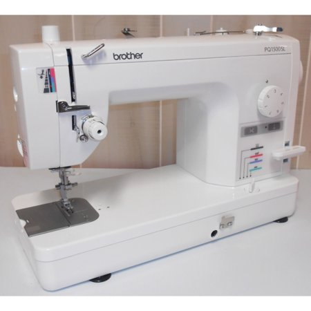 Brother PQ40SL Sewing And Quilting Machine Walmart Interesting Brother Pq1500sl Sewing Machine