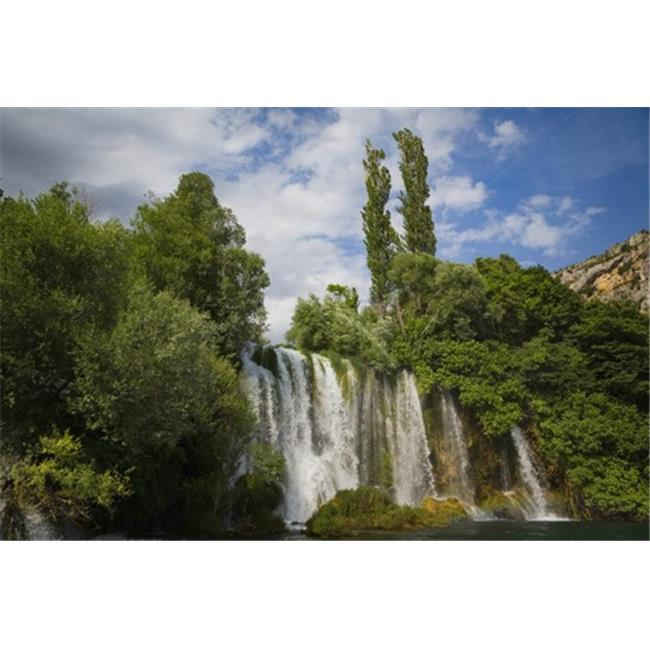 Krka National Park - Dalmatia Croatia Poster Print by Ken Welsh, 19 x 12 - image 1 of 1