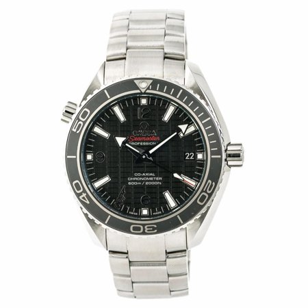 Omega Seamaster 232.30.4 Steel Watch (Certified Pre-Owned)